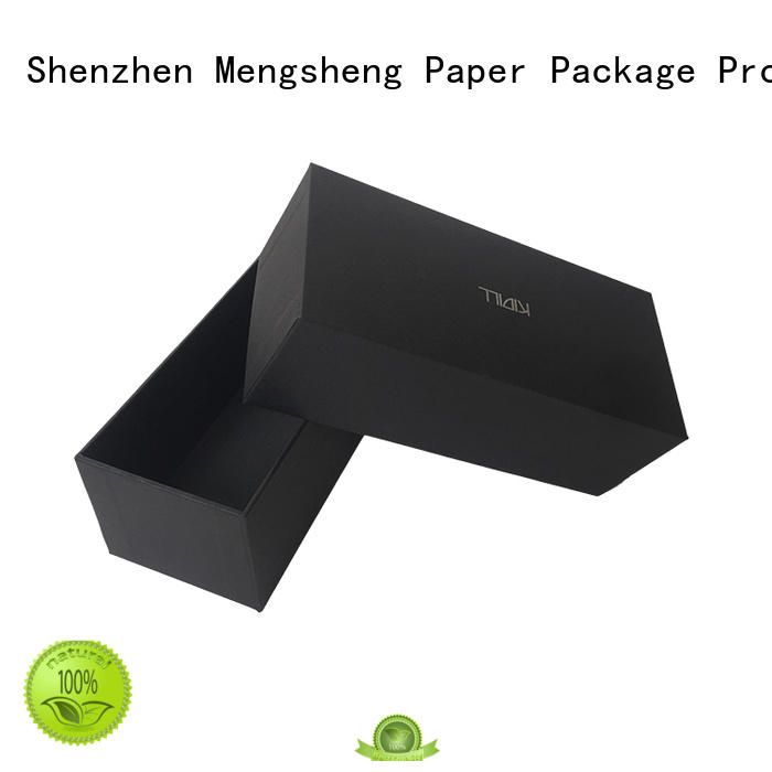 Mengsheng Latest single gift box Suppliers with handle