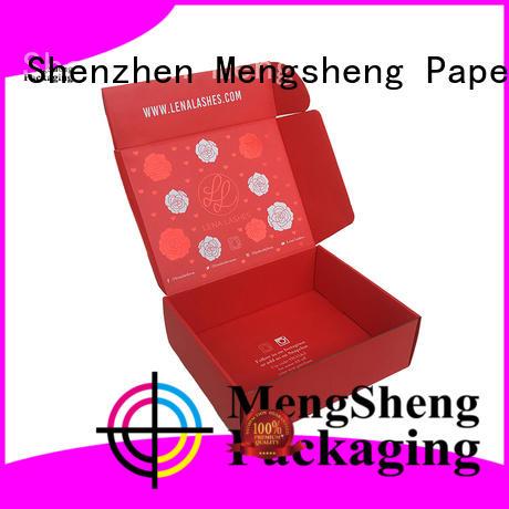 Custom medium gift boxes wholesale shopping factory ectronics packing