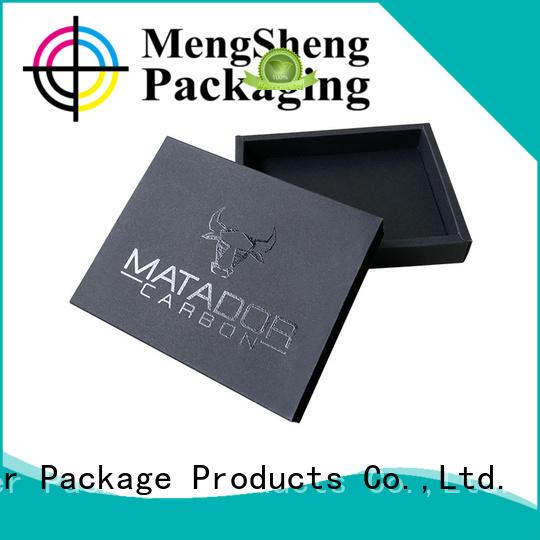 pink colour custom boxes free sample ectronics packing Mengsheng