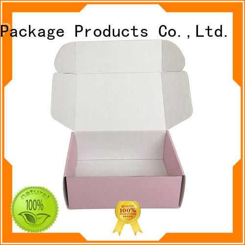 custom boxes pink colour Mengsheng