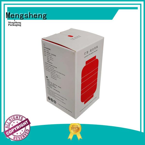 high quality box custom branding corrugated clothing packing eco friendly