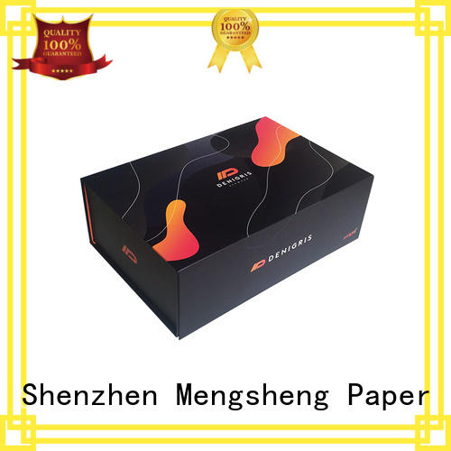 Mengsheng multifunctional foldable box shipping clothing for florist