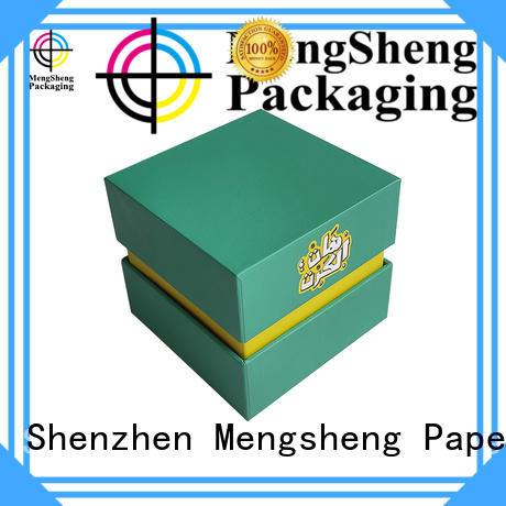 Mengsheng magnetic closure empty gift boxes removable at discount