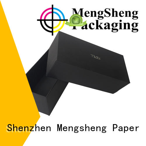 Mengsheng New small retail boxes free sample with ribbon