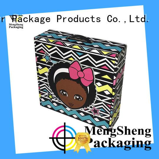 box custom branding wine bottles eco friendly Mengsheng