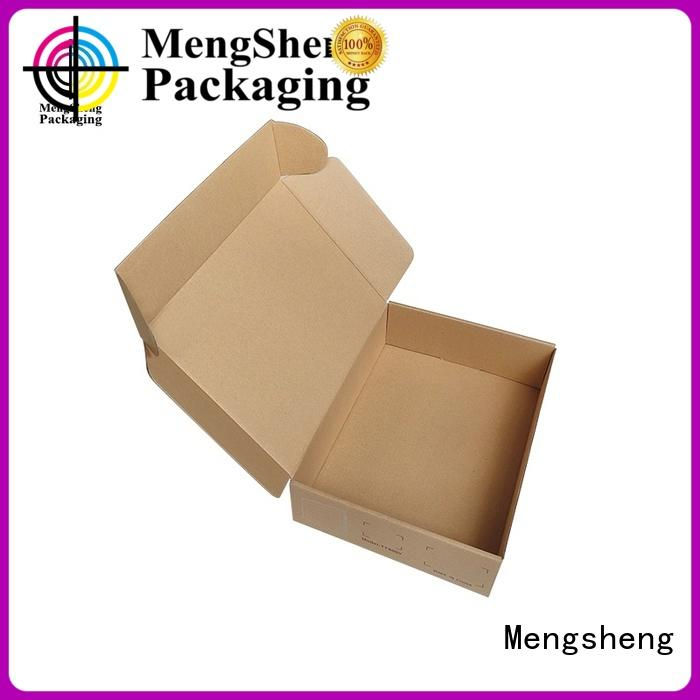 cardboard boxes for sale detector swimwear packing Mengsheng