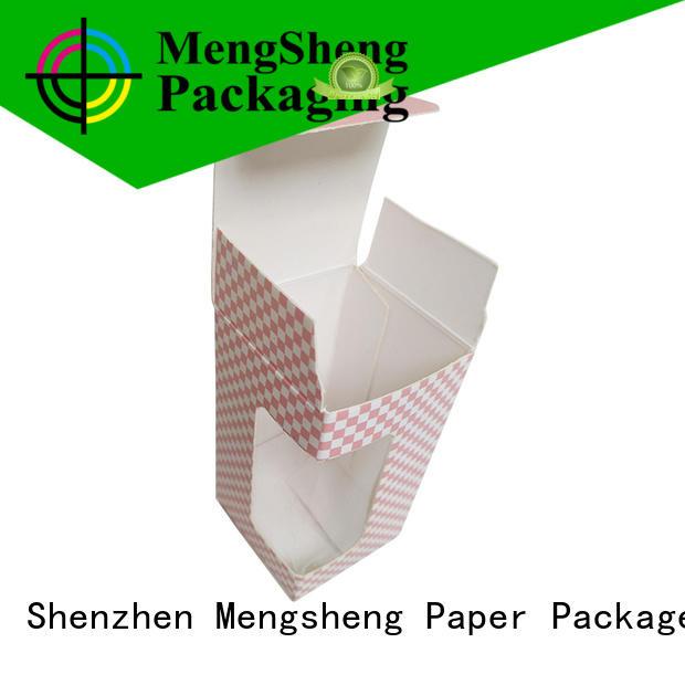 Mengsheng kraft fragrance box sets at discount bulk producion