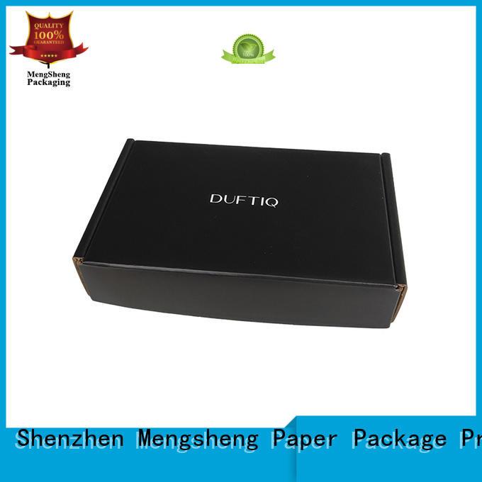 buy corrugated boxes wine bottles eco friendly Mengsheng