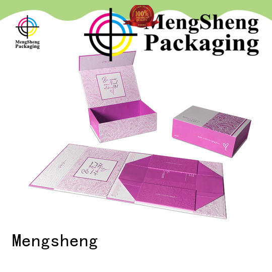 Mengsheng high-quality nice gift boxes kraft for wholesale