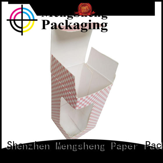 Mengsheng mailer custom eyelash boxes at discount bulk producion