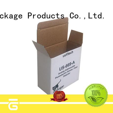 Mengsheng camera cardboard paper box shipping clothing for florist