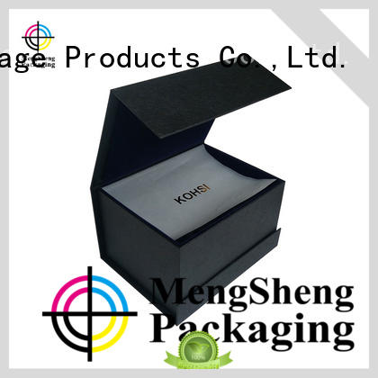 Mengsheng various shapes magnetic closure gift box corrugated for toy storage