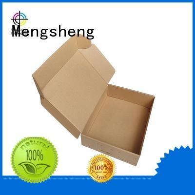 Mengsheng durable cardboard cupboard for florist