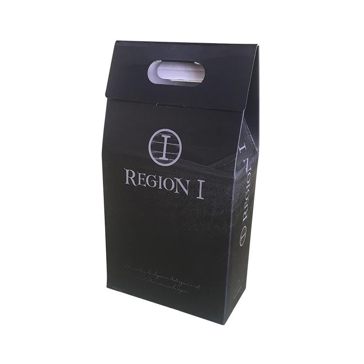 Mengsheng natural kraft paper branding package printed cardboard convenient-3