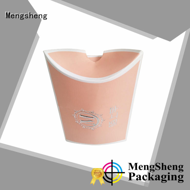 Mengsheng shopping gift box store free sample