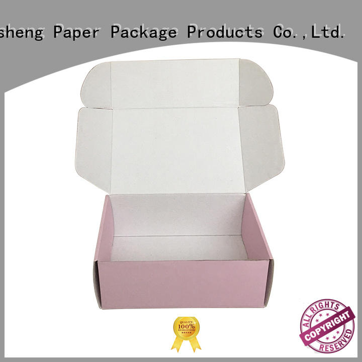 cosmetic packaging boxed scarf gift shopping free sample