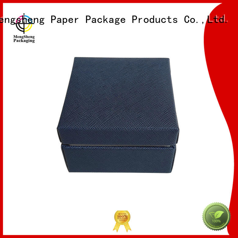 shipping jewellery gift boxes cheap clothing packing eco friendly Mengsheng