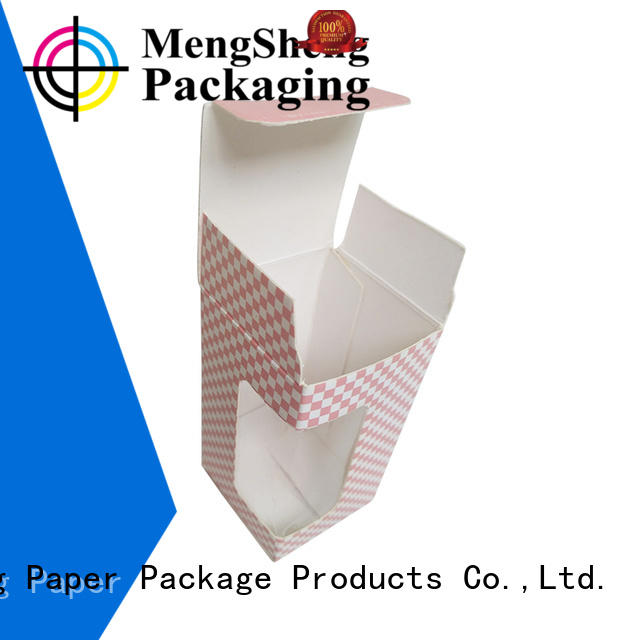 Mengsheng pvc window Gift Boxes Supplier oliver oil displaying
