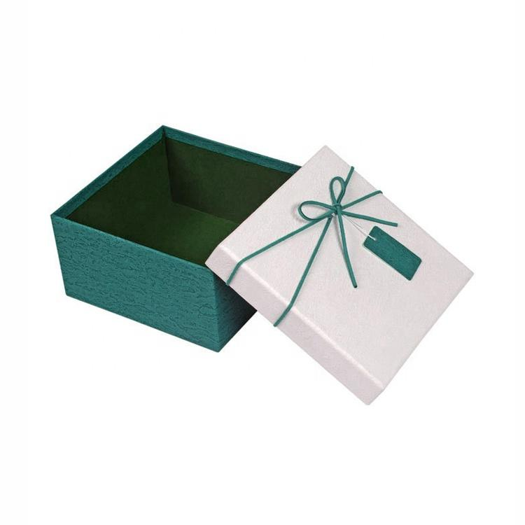 Mengsheng ecofriendly 2 piece gift boxes luxury chocolate packing-1