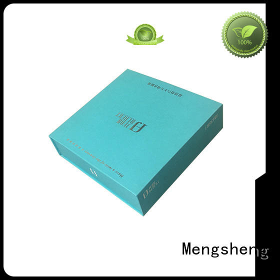 Mengsheng Best small white box manufacturers with handle