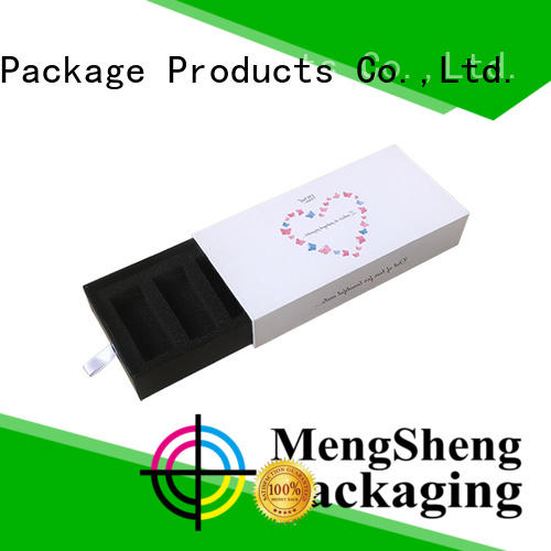 cardboard slide boxes on-sale latest deisgn Mengsheng