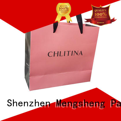 Mengsheng wholesale chocolate packaging suppliers free sample with ribbon