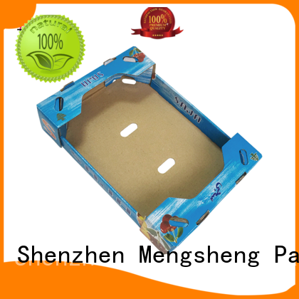 Mengsheng customized extra large gift boxes printing with lid