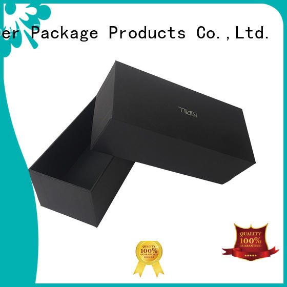 Mengsheng printing design silver gift boxes with lids at discount with handle