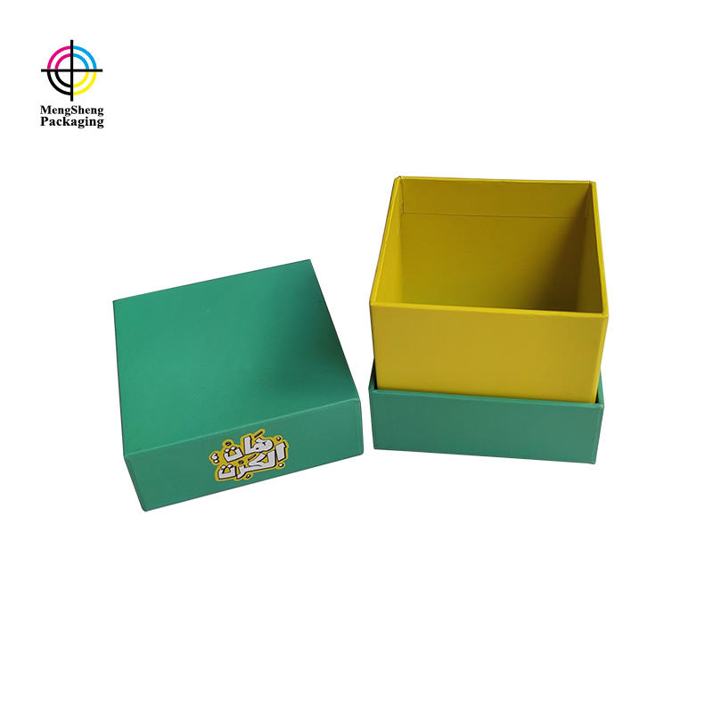 Mengsheng magnetic closure wine gift box cardboard high-quality at discount-3