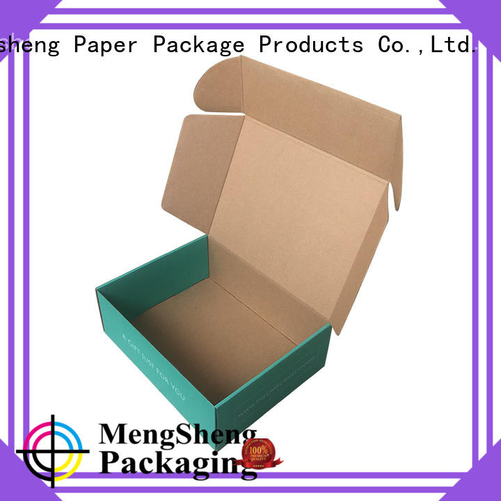 Mengsheng bottle packaging 6 x 8 gift boxes factory with ribbon