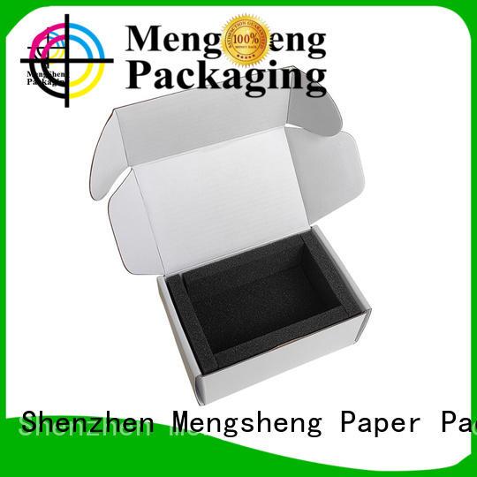 Mengsheng hot-sale phone box for sale sides for florist