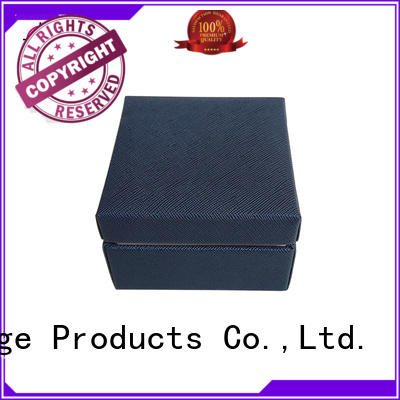 Mengsheng ecofriendly bulk jewelry boxes double sides custom design