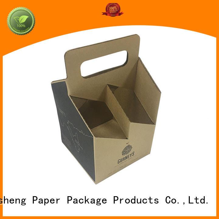 guitar shipping box strong custom design Mengsheng