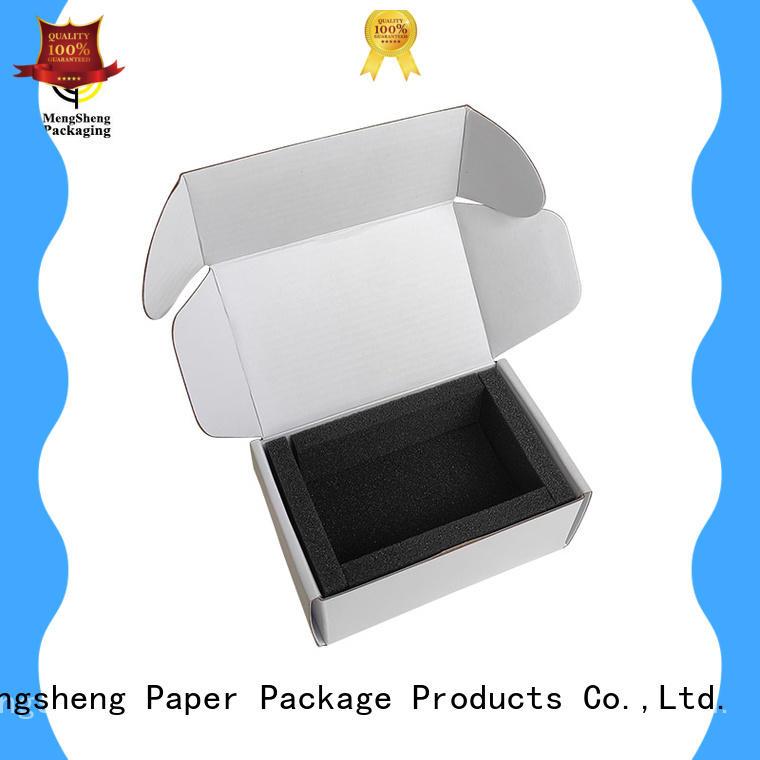 multifunctional cardboard box sizes festival swimwear packing