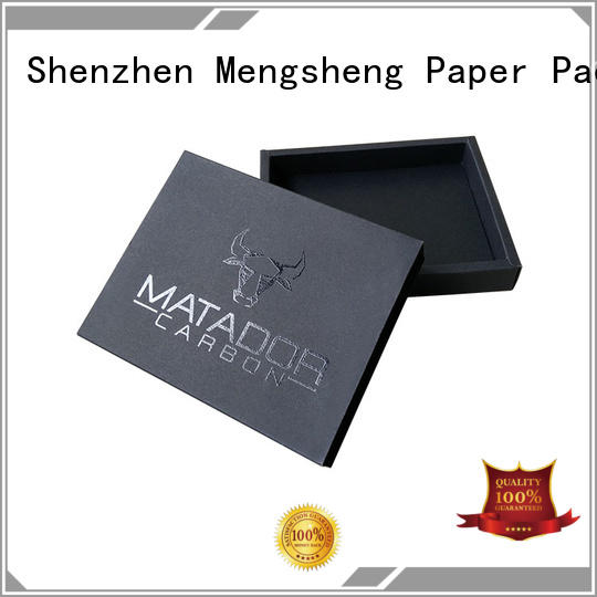 Mengsheng printing design cheap large gift boxes Supply