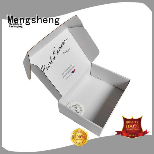 natural kraft paper custom apparel boxes with logo double sides convenient