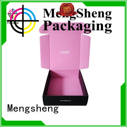 Mengsheng Custom where to buy cheap gift boxes oliver oil displaying with handle