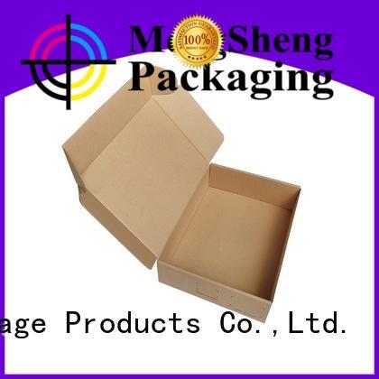 Mengsheng packaging bulk cardboard boxes easy closure for florist