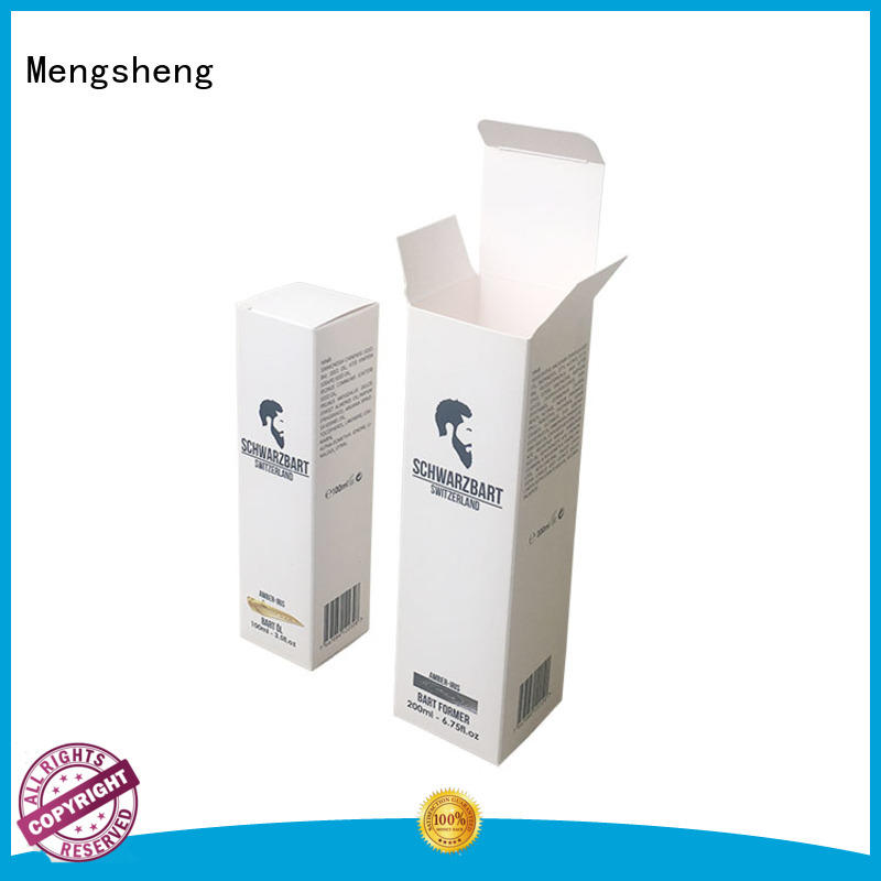Mengsheng waterproof hair box at discount for sale