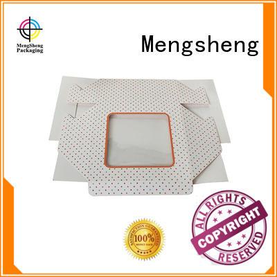 imprinted small cake boxes box reversible
