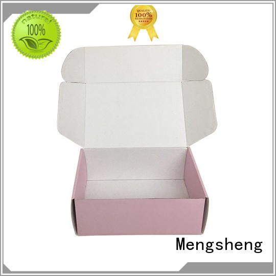 pink colour custom boxes ectronics packing