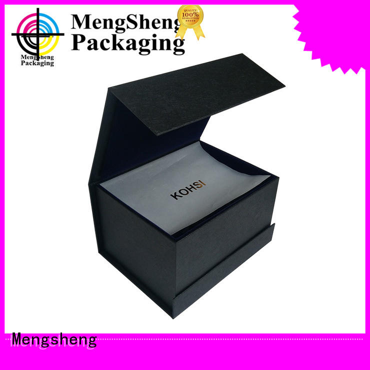 at discount red magnetic box hot-sale corrugated for fruit packaging