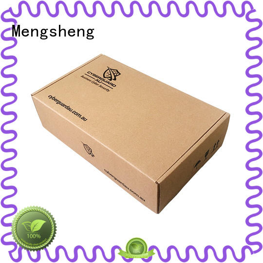 shopping packing boxes ectronics packing Mengsheng
