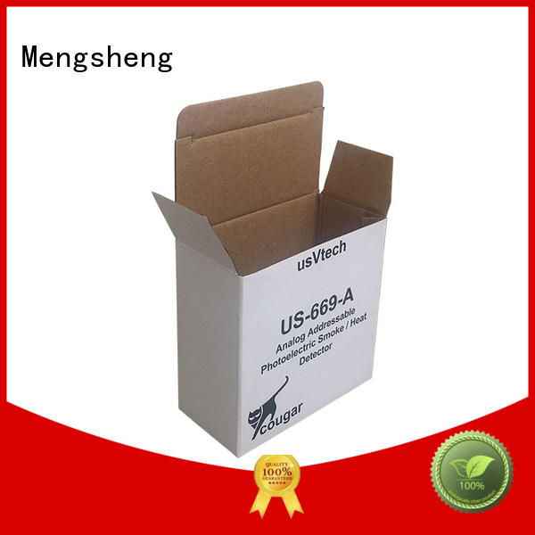 cosmetic packaging packing boxes with ribbon Mengsheng