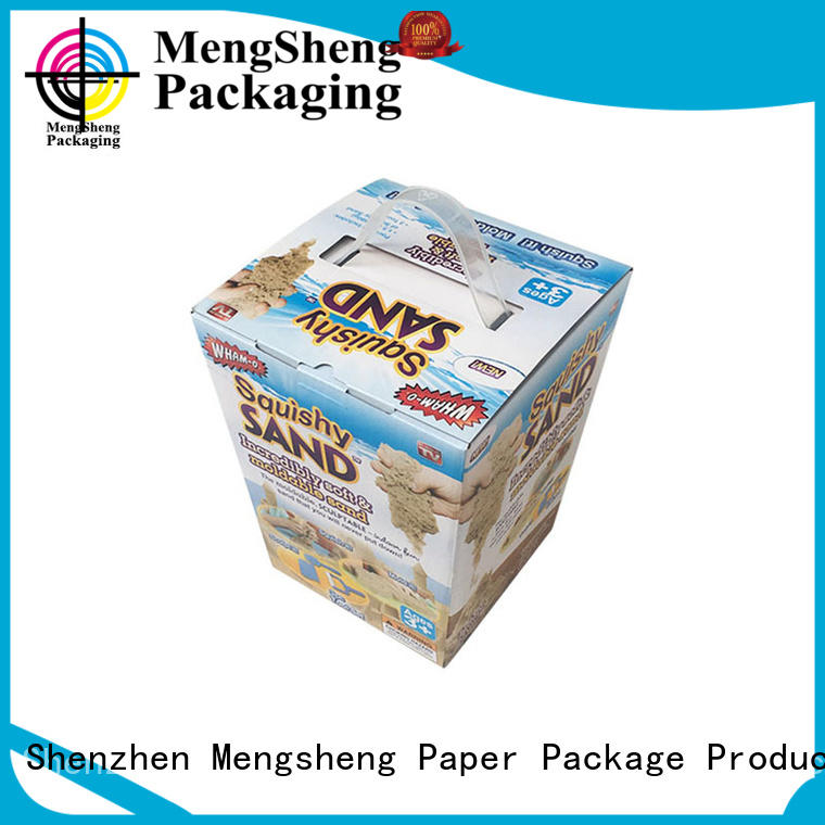 cheapest price cardboard packaging free sample with ribbon