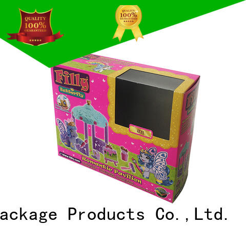removable empty gift boxes free sample carton printed for toy storage