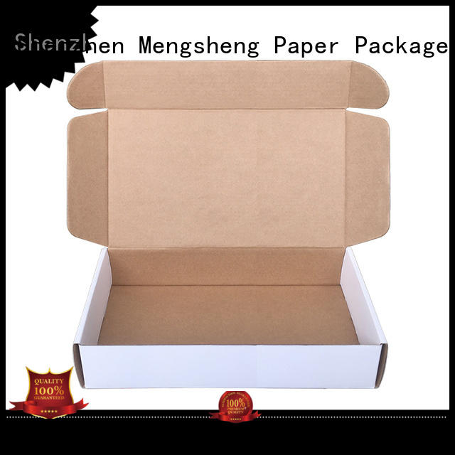 Mengsheng Top small decorative gift boxes Suppliers with ribbon