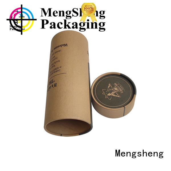 Mengsheng stamping small shipping boxes convenient