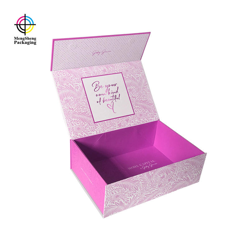 Mengsheng imprinted gift card box sturdy at discount-2