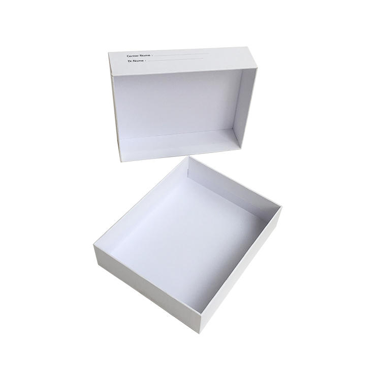 printing bracelet box or shoes packing convenient